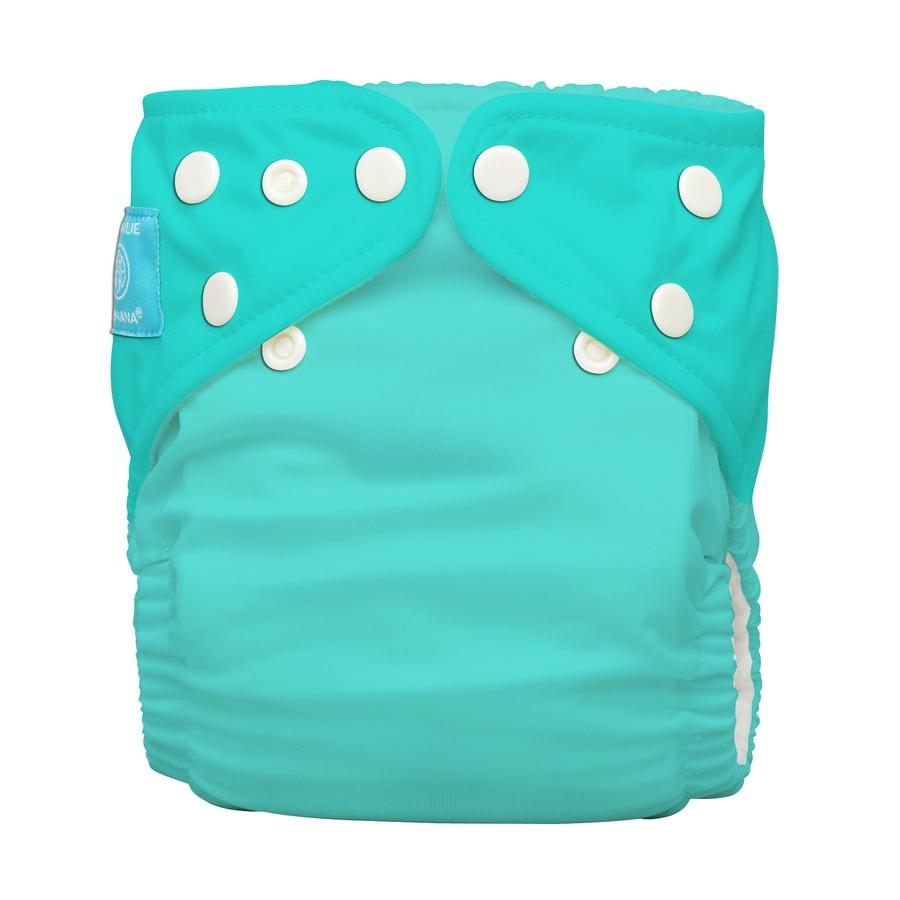 Diaper_Fluorescent Turquoise