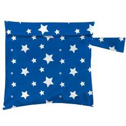 שק כביסה כוכב כחול