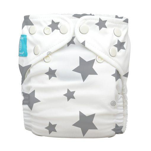 חיתול רב פעמי TWINKLE LITTLE STAR WHITE